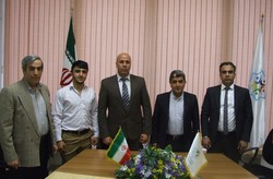 IUSF, USFA presidents meet in Tehran