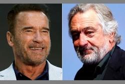 دعوای رابرت دنیرو و آرنولد بر سر انتخابات آمریکا