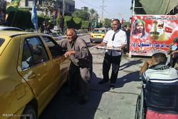 برپایی موکب مازندران در کربلا