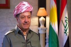 Barzani'den 'Kerkük' açıklaması