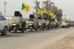 نیروهای ویژه النجباء برای تامین امنیت مراسم اربعین