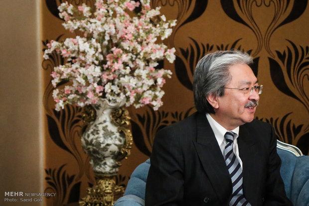Hong Kong ready to bolster economic ties with Iran
