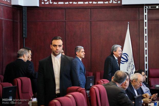 Iran, Hong Kong economy mins. meet in Tehran