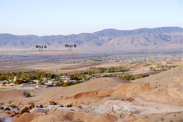 New Iron Age site emerges in Khorasan