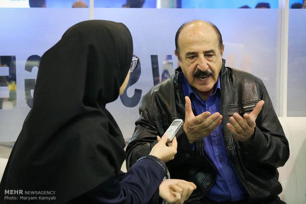 5th day of Tehran 23rd Press Exhibition