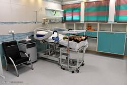 بلوک زایمانی بیمارستان «علوی» اردبیل به بهرهبرداری رسید