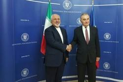 Zarif in Romania: trade deals follow