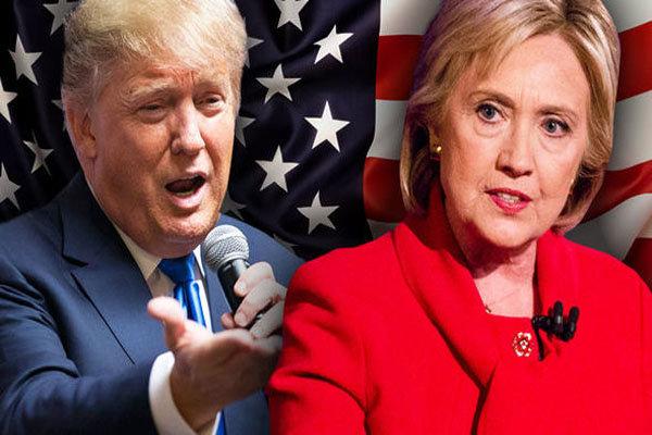 ڈونلڈ ٹرمپ نے 254 جبکہ ہیلری کلنٹن نے 209 الیکٹورل ووٹ حاصل کئے