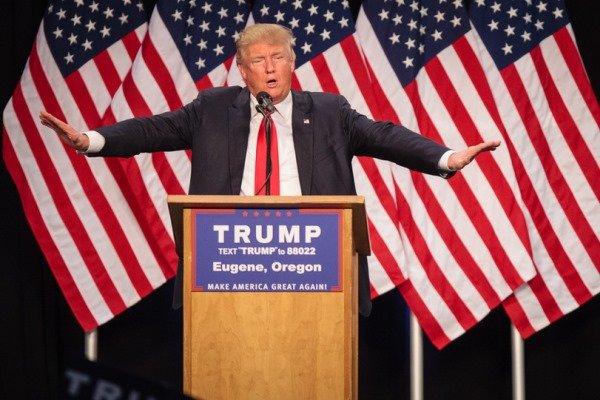 انتخاب ترامب تعبير عن تمرد الشعب الامريكي على النظام الحاكم