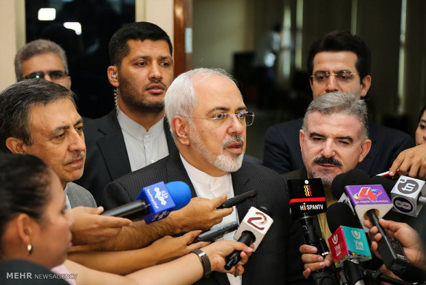 Zarif says JCPOA survival depends on EU