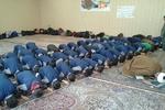 ۷۷۷ نماز جماعت ویژه هفته وحدت در تویسرکان اقامه شد