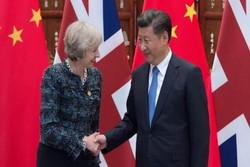 وعده انگلیس برای حفظ و ارتقای «دوره طلایی» در روابط با چین