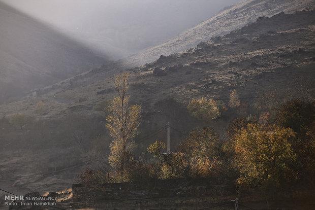 طبیعت پاییزی استان همدان