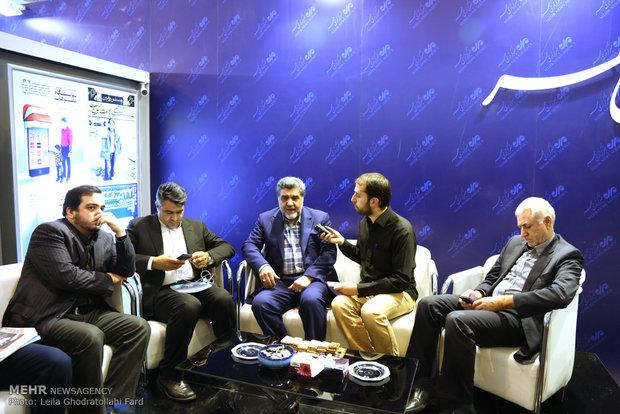 Tehran Press Expo; Day 7