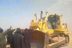 داعش ۸ هاووڵاتی بە بۆڵدزێر کوشت
