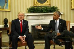 اوباما: من الصعب تخلي ترامب عن الاتفاق النووي مع ايران