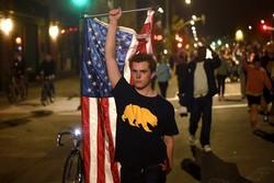 رمزگشایی از اعتراضات کالیفرنیا/ «کالی اگزیت» دیگر یک شوخی نیست!