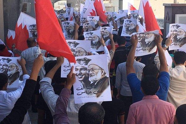مظاهرات أهل البحرين ضد نظام آل خليفة /فيديو