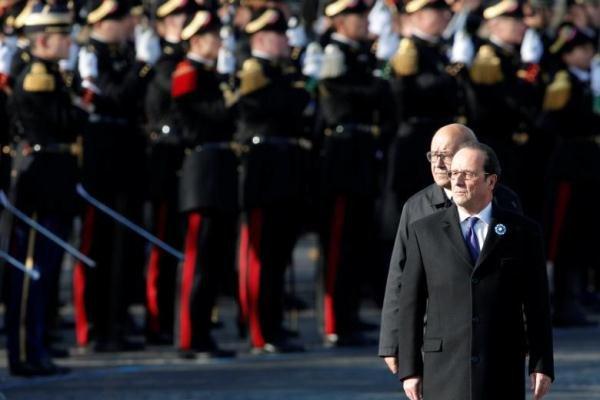 الرئيس الفرنسي يزور العراق يوم غد الإثنين