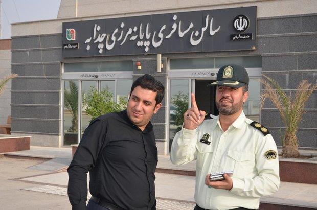 گروگانگیر خوزستانی دستگیر شد