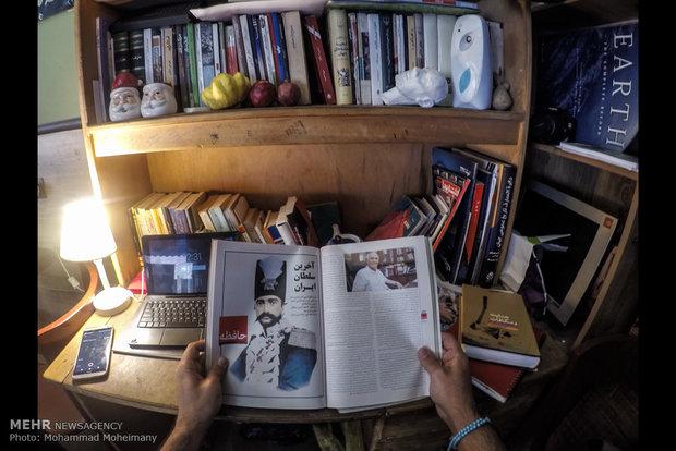الكتاب، دائماً، وفي كل مكان