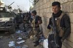 تداوم پیشروی نیروهای عراقی در محور غربی موصل