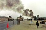 حمله راکتی به بزرگترین پایگاه آمریکا در افغانستان