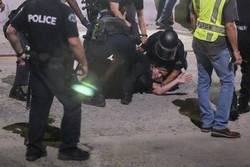 پلیس لس آنجلس ۱۸۵ تن از مخالفان «ترامپ» را بازداشت کرد