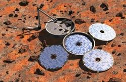 کشف سرنخهایی درباره مریخ نشین از کارافتاده بریتانیا