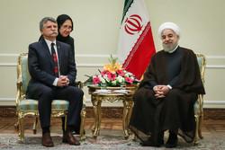 Rouhani, Hungarian parl. speaker discuss bilateral ties
