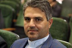 رامین آذری مدیرکل فرودگاه های گلستان