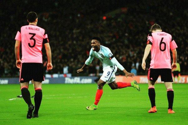 پیروزی مقتدرانه انگلیس مقابل اسکاتلند/آلمان ۸ گل به سن مارینو زد