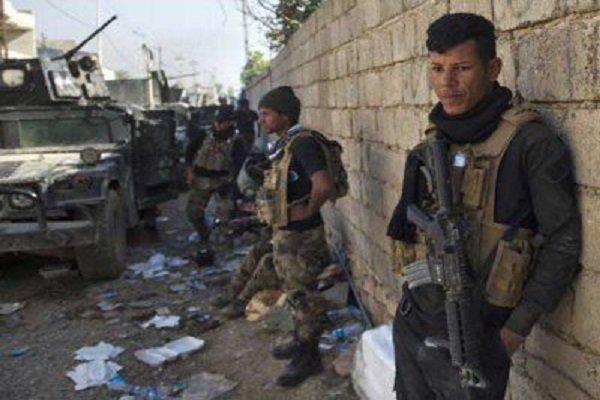 """الجيش العراقي يستعيد السيطرة على """"الإصلاح الزراعي"""" في الموصل"""