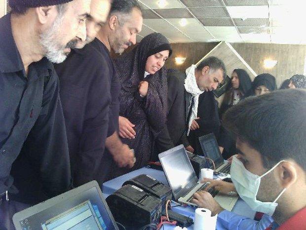 ارائه خدمات درمانی ویژه مددجویان در ۳۷ مرکز درمانی استان سمنان