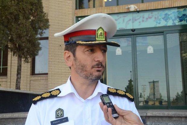 حوادث رانندگی در استان سمنان شش مجروح داشت/ ۲ نفر جان باختند