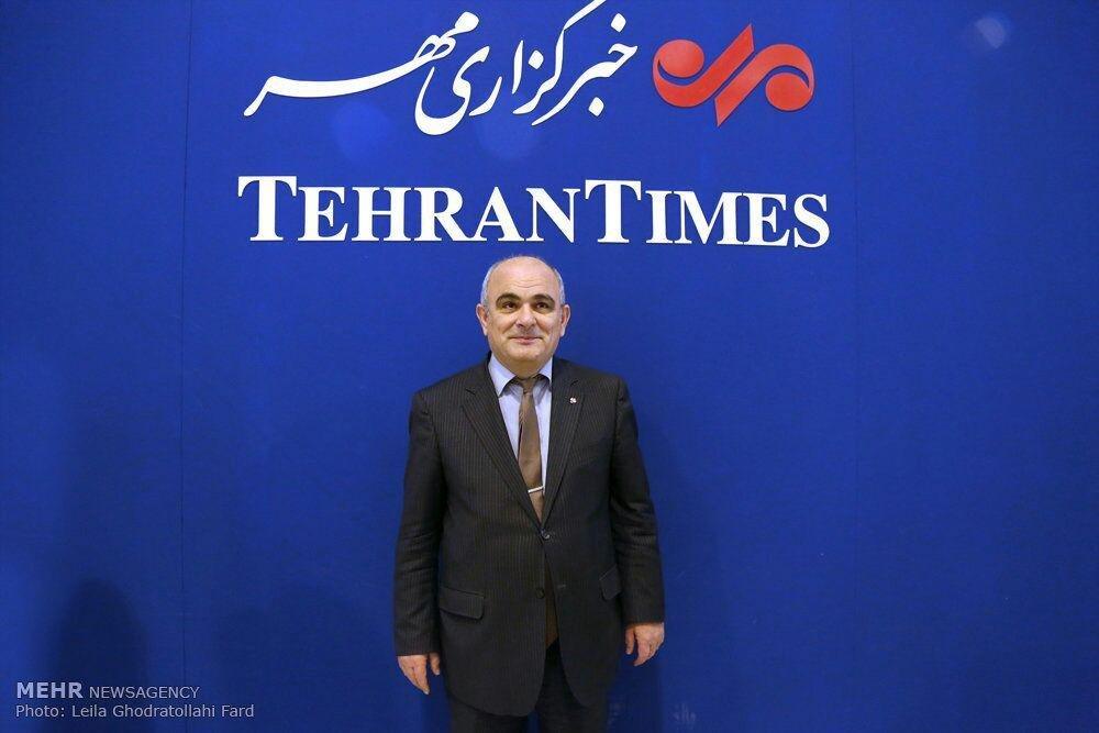 """مفاوضات روسية إيرانية بشأن صفقة سلاح """"مليارية"""" 2272411"""