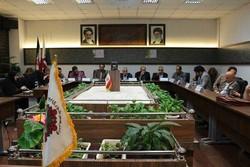 جلسه شورای شهر بجنورد