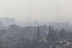 هوای تهران برای گروههای حساس ناسالماست