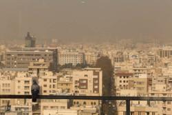 الودگی هوای تهران