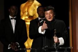 جکی چان پس از دریافت اسکار افتخاری: بالاخره این جایزه را بردم