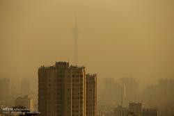هوای تهران طی ۲ روز آینده برای گروههای حساس ناسالم است