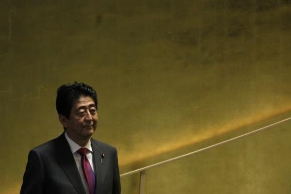 نخست وزیر ژاپن وارد فیلیپین شد