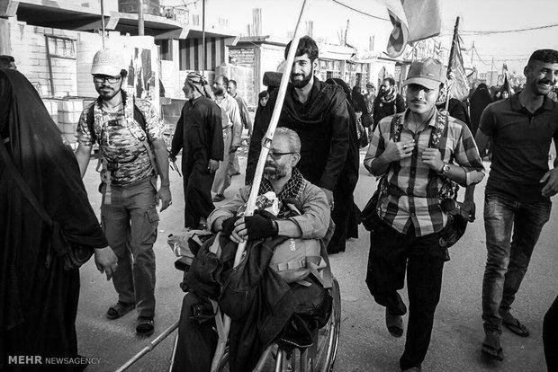 استعدادات مع اقتراب الأربعين الحسيني