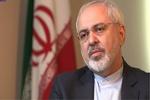 ظريف : حظر أميركا الجديد على إيران ينمّ عن عجزها