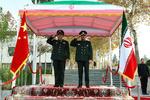 Iran, China deepening military ties
