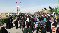 Thousands of Iranians set off Arbaeen pilgrimage