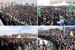 """عبور 750 ألف  زائر عن طريق معبر """" مهران"""" الحدودي"""
