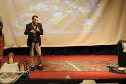 مستند «دریای خاک» در دانشگاه منابع طبیعی گرگان اکران شد