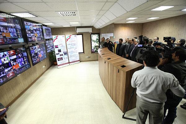 افتتاح رسمی رادیونمای استانی با حضور رییس صداوسیما