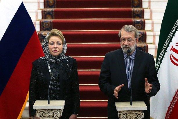 Iran-Russia security, economic coop. soaring